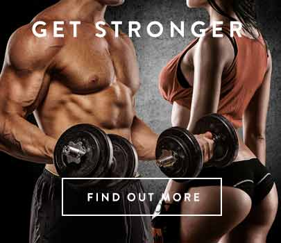 Get stronger online video workouts